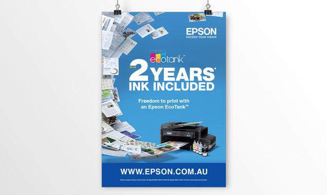 EPSON EcoTank Australia