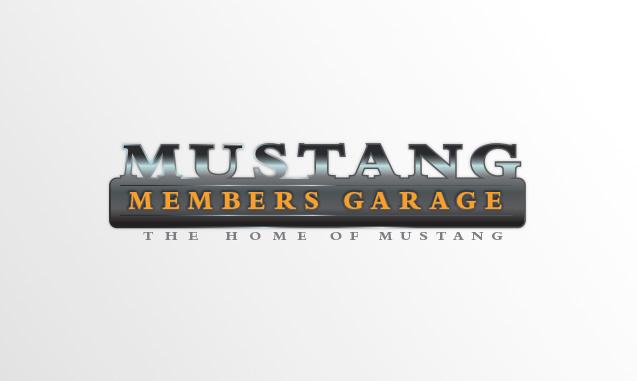 Mustang Members Garage