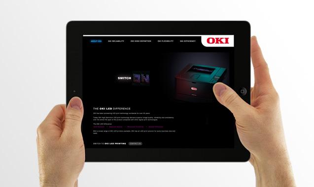 OKI Printer Campaign